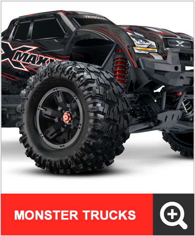 01 RC Monster Trucks Kategorie
