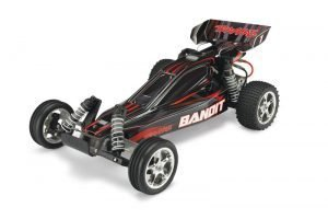 Traxxas Bandit 1:10 brushed buggy