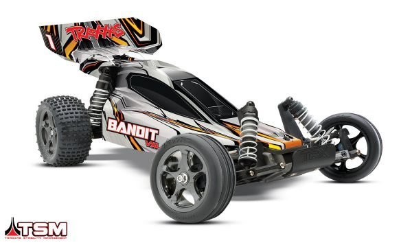 Traxxas Bandit VXL 1:10 Brushless Buggy