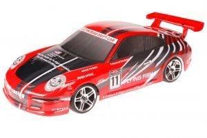 HSP 1zu10 Brushed RC Auto Porsche 10a