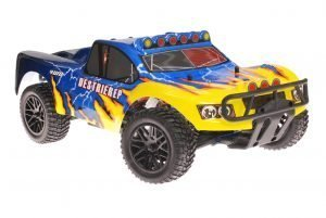 Himoto 1zu10 RC Short Course Truck Blue Hornet