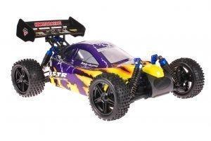 Himoto 1zu10 ZMOTOZ3 Brushless RC Buggy Purple Lightning