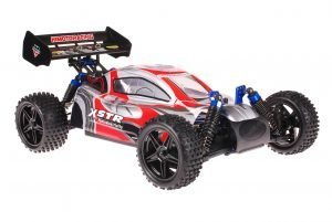 Himoto 1zu10 ZMOTOZ3 Brushless RC Buggy Red Carbon