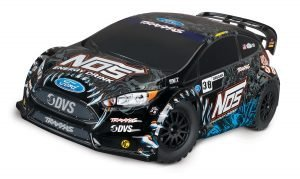 Traxxas NOS Deegan 38 Ford Fiesta ST 1:10 Brushed Rally Car