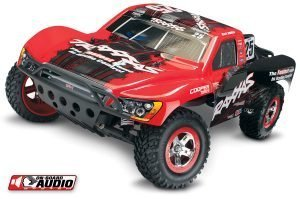 Traxxas Slash 1:10 brushed short course truck