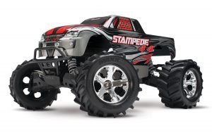 Traxxas Stampede 4x4 1:10 brushed monster truck 4wd