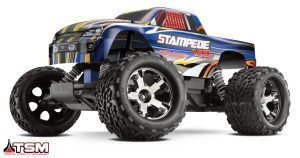 Traxxas Stampede VXL 1:10 brushless monster truck