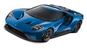 Traxxas Ford GT 4-Tec 2.0 1:10 Brushed Onroad Car